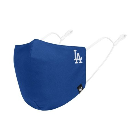 Los Angeles Dodgers MLB '47 Face Cover Mask - Individual Pack