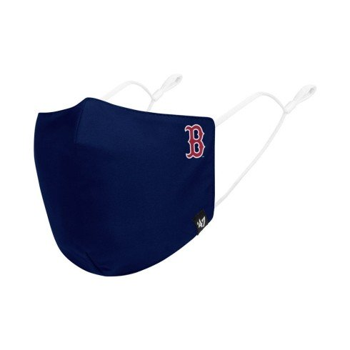 Boston Red Sox MLB '47 Face Cover Mask - Individual Pack