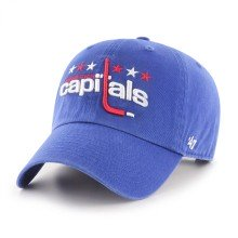 Casquette NHL Vintage Clean Up des Capitals de Washington