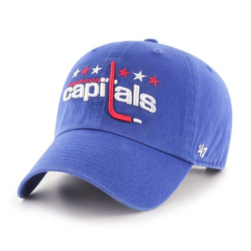 Washington Capitals Vintage NHL `47 Clean Up Cap | Adjustable