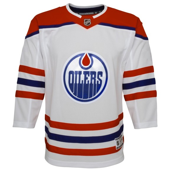 Edmonton Oilers NHL Premier YOUTH Replica Special Edition Hockey Jersey