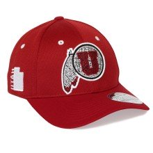 Utah Utes NCAA Zephyr Logo Collage Flex Cap