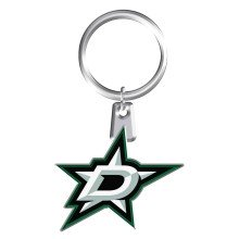 Dallas Stars NHL Logo Keychain