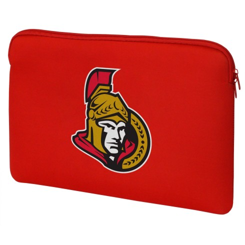 Ottawa Senators NHL 15 inch Neoprene Laptop Case Kit