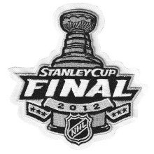 2012 Stanley Cup Finals Embroidered Patch