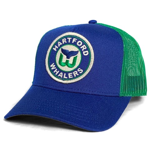 Hartford Whalers NHL Vintage Valin OP Cap | Adjustable