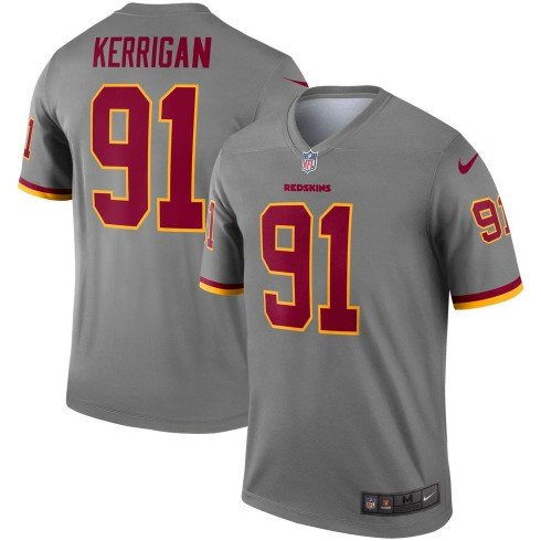 Washington Football Team Ryan Kerrigan NFL Nike Inverted Legend Jersey