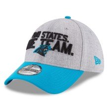 Carolina Panthers New Era NFL 2018 Draft On Stage 39THIRTY Hat