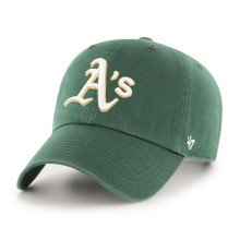 Oakland Athletics MLB '47 Clean Up Cap - Green | Adjustable